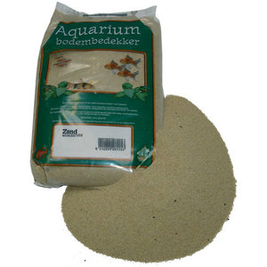 Gebr. de Boon Aquarium Grind Zand 8KG