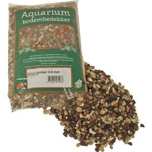 Gebr. de Boon Aquarium Grind Donker 3-6mm 8KG