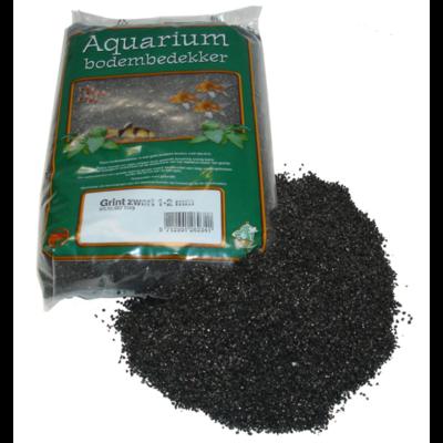 Gebr. de Boon Aquarium Grind Zwart 1-2mm 8KG