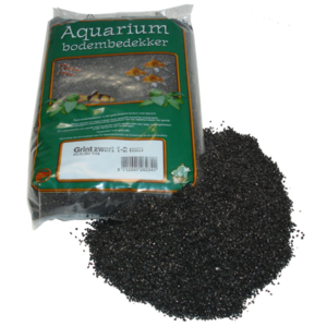 Gebr. de Boon Aquarium Grind Zwart 20KG