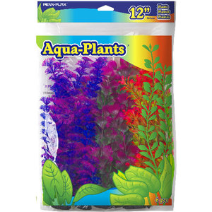 PENN PLAX Aqua Plants Color Set 30,5cm