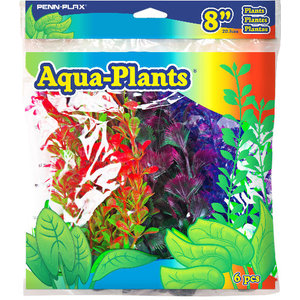 PENN PLAX Aqua Plants Color Set 20,3cm
