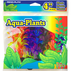 PENN PLAX Aqua Plants Color Set 10,2cm