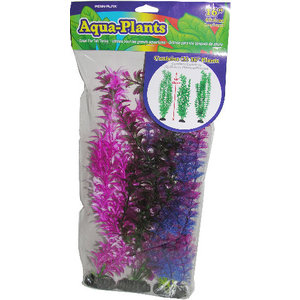 PENN PLAX Aqua Plants Color Set 40cm
