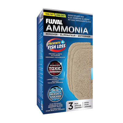 Fluval Ammonia Remover 106/207