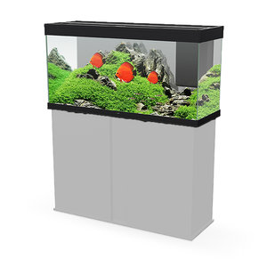 Ciano Aquarium emotions nature pro 120 zwart
