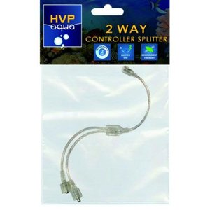 HVP Aqua Splitter kabel wit