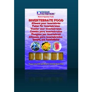 Ocean Nutrition Invertebrate Food Diepvriesvoer