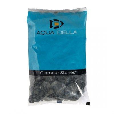 Aqua D'ella Aquariumgrind pebbles black 2kg
