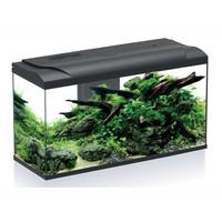 HS Aqua Aquarium Platy 110 LED Zwart