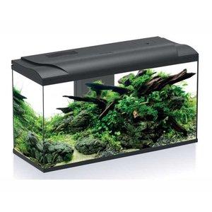 HS Aqua Aquarium Platy Bio 110 LED Zwart