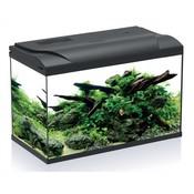 HS Aqua Aquarium Platy 70 LED Zwart