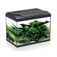 HS Aqua Aquarium Platy 50 LED Zwart