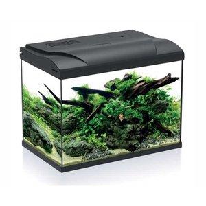 HS Aqua Aquarium Platy 50 LED Zwart