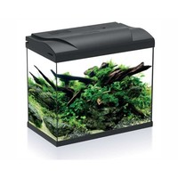 HS Aqua Aquarium Platy 30 LED Zwart