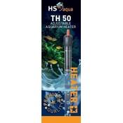 HS Aqua Glazen Aquarium Heater en Protector TH-50