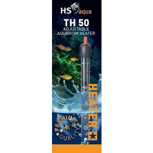 HS Aqua Glazen Aquarium Heater en Protector TH-50