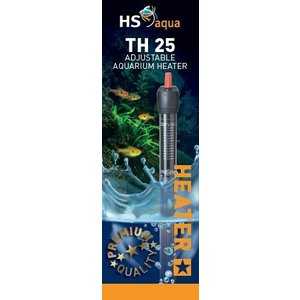 HS Aqua Glazen Aquarium Heater en Protector TH-25