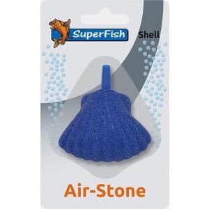 Superfish Luchtsteen schelp model
