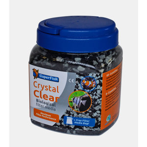 Superfish Crystal clear media 1000 ml