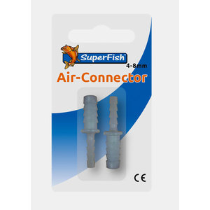 Superfish Air Connector 4-8 Mm