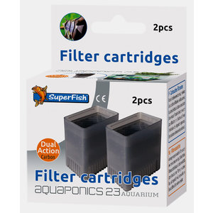 Superfish filtercartridges aquaponics 23