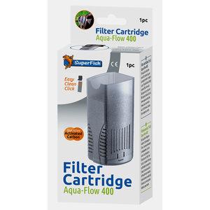 Superfish Aqua-Flow 400 Easy Click Filtercartridges