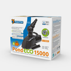 Superfish Pond Eco 15000 - 175W Vijverpomp