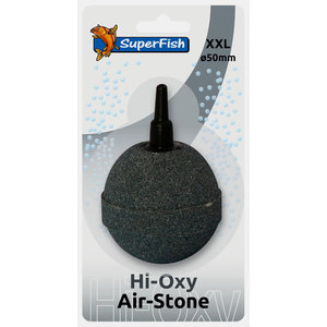 Superfish Hi Oxy Airstone XXL 50 mm blister