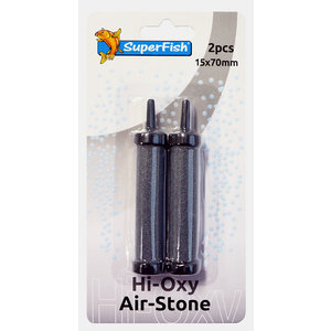 Superfish Hi Oxy Airstone 7x1.5 cm blister 2 st
