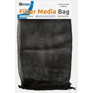 Superfish Filtermedia zak 15x25 cm 2 stuks