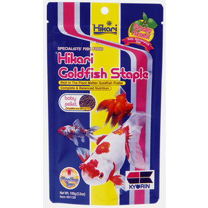 Hikari Staple Goldfish Baby 30 gram