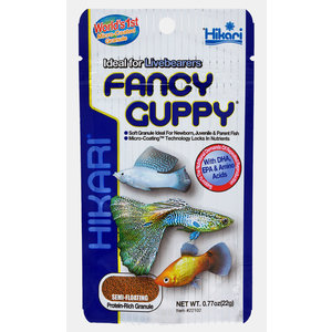 Hikari Guppy food 22 gram