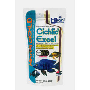 Hikari Chiclid excel medium korrel chiclide voer