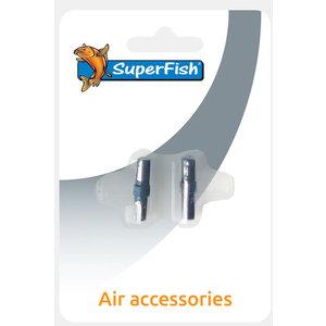 Superfish Luchtslang koppelstuk blister 2 st.