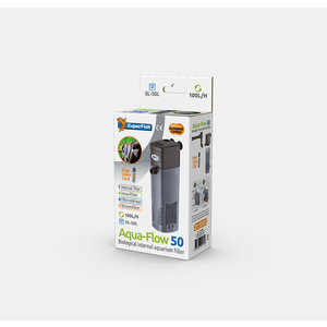 Superfish Aqua-flow 50 aquarium filter