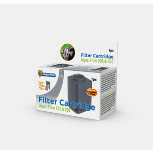 Superfish Superfish Aqua-Flow 200/300 Filter cartridge