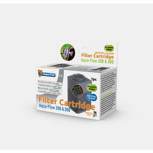 Superfish Aqua-Flow 200/300 Crystal Clear Filtercartridges