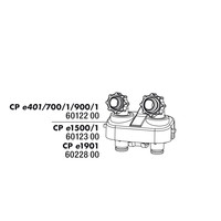 JBL CP e1500 Slangaansluiting