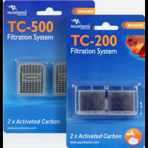 Aquatlantis Koolpatroon voor TC 200