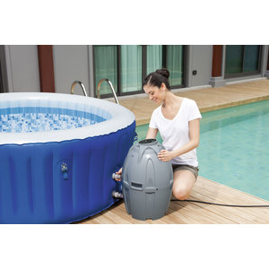 Lay-Z-Spa Opblaasbare Spa Havana Blue