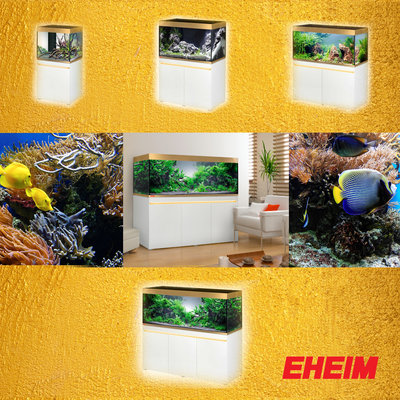 Eheim Incpiria 230 set, Limited GOLD Edition