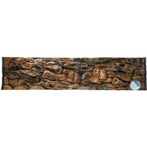 AquastoreXL Achterwand Rock 200x60cm