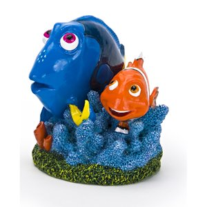 PENN PLAX Ornament Finding Dory - Dory & Marlin