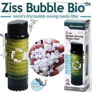 Ziss Aqua Europe ZB-200 Bubble Moving Media Filter