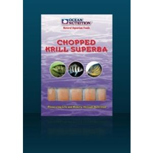 Ocean Nutrition Chopped Krill Superba Diepvriesvoer