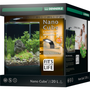 Dennerle Nanocube Complete+ 20L - Style Led M