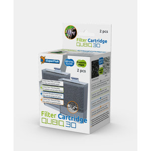Superfish QubiQ 30 Filtercartridges