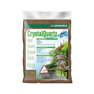 Dennerle Kristal Grind Donkerbruin 1-2 Mm 10kg