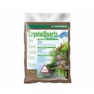 Dennerle Kristal Grind Donkerbruin 1-2 Mm 5kg